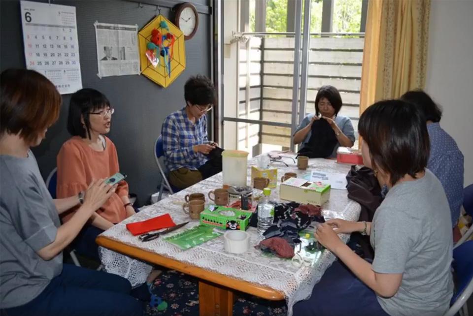 くるみボタン(SDGs活動)
