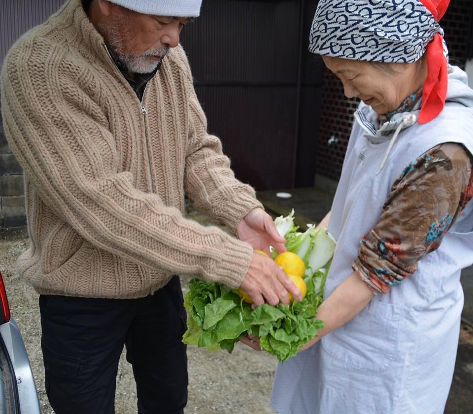 ボナペティ「無農薬野菜を育てている「久留米農業サポーター」