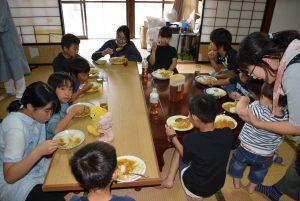 ボナペティ 久留米 子供食堂 7月活動