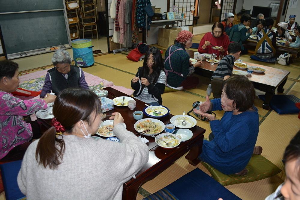 ボナペティ 久留米 多世代食堂「ぎおんさんの森食堂」