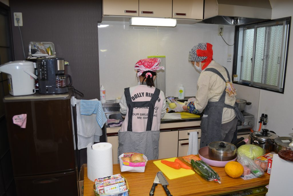ボナペティ 久留米 フードドライブ こども食堂 こども料理教室